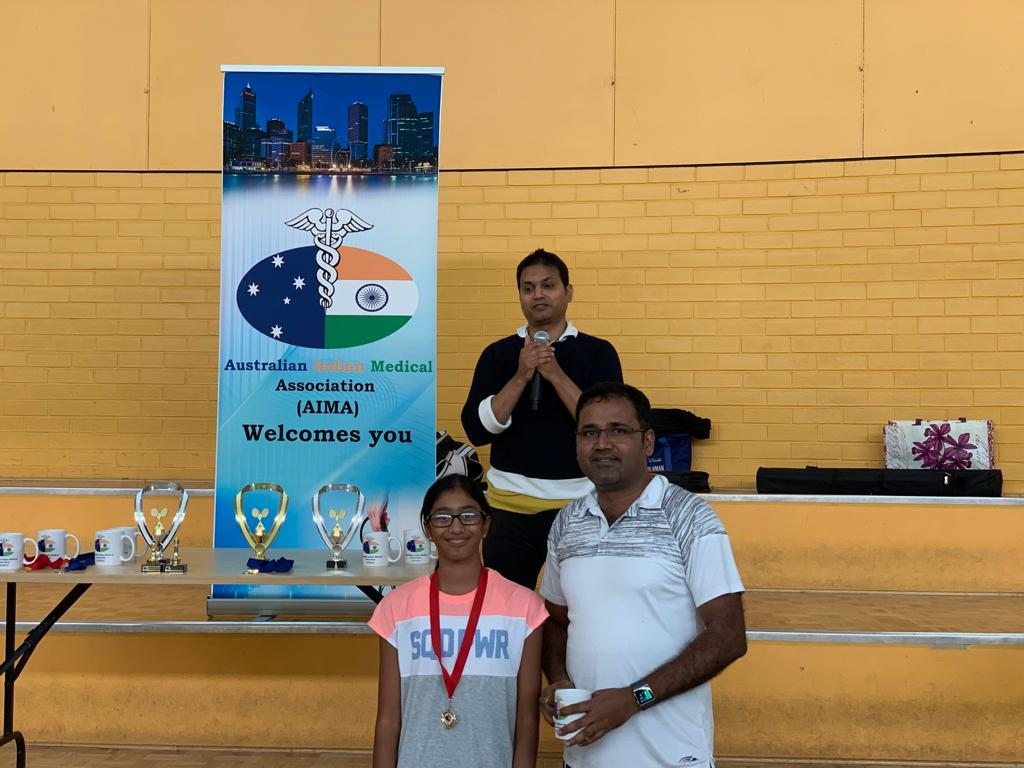 Badminton & Chess Tournament 3rd June 2019