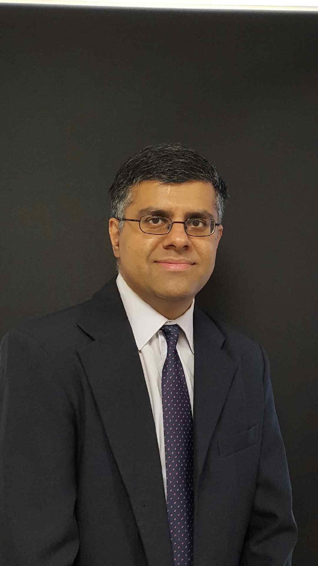 Dr. Arvind Vasudevan