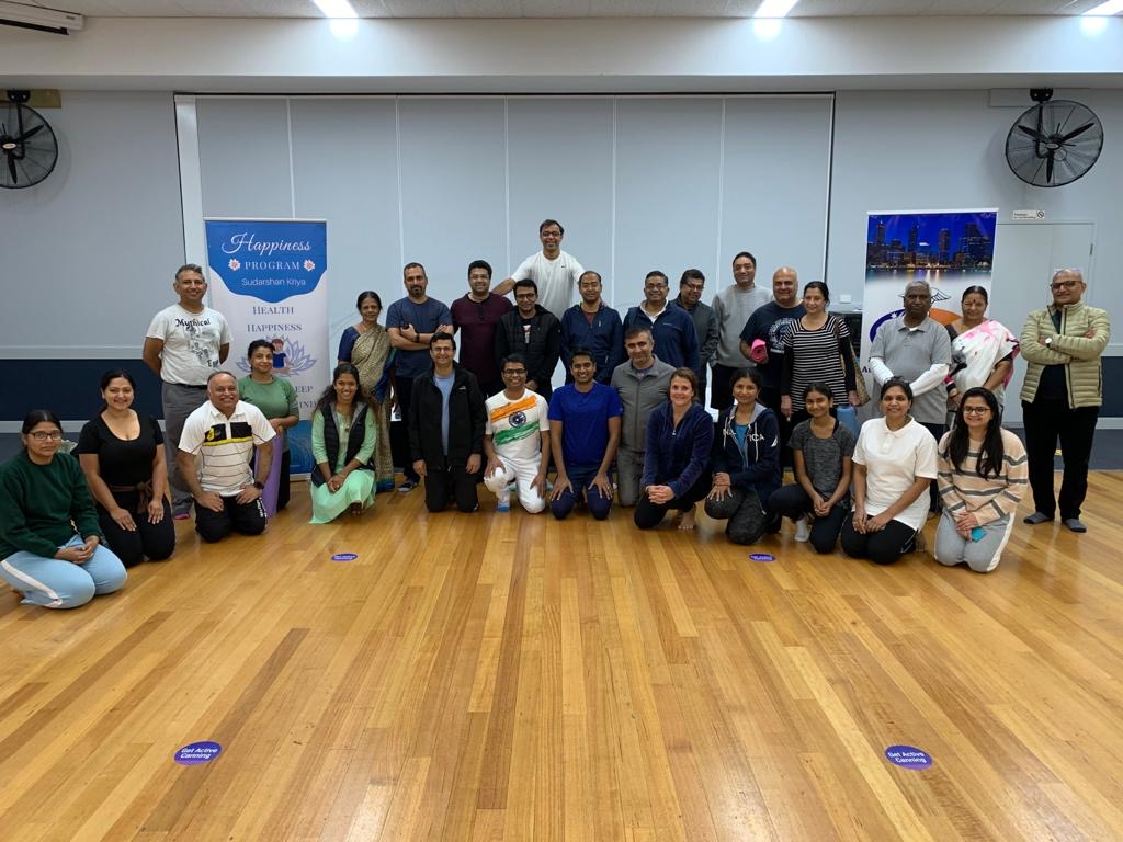 AIMA Yoga Event 28 June 2020