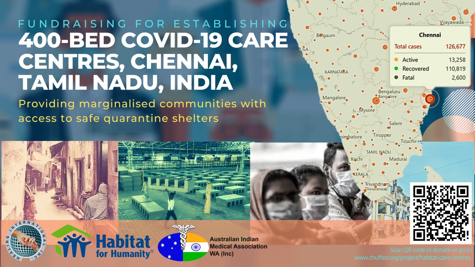 COVID care hospital in Chennai- September 2020