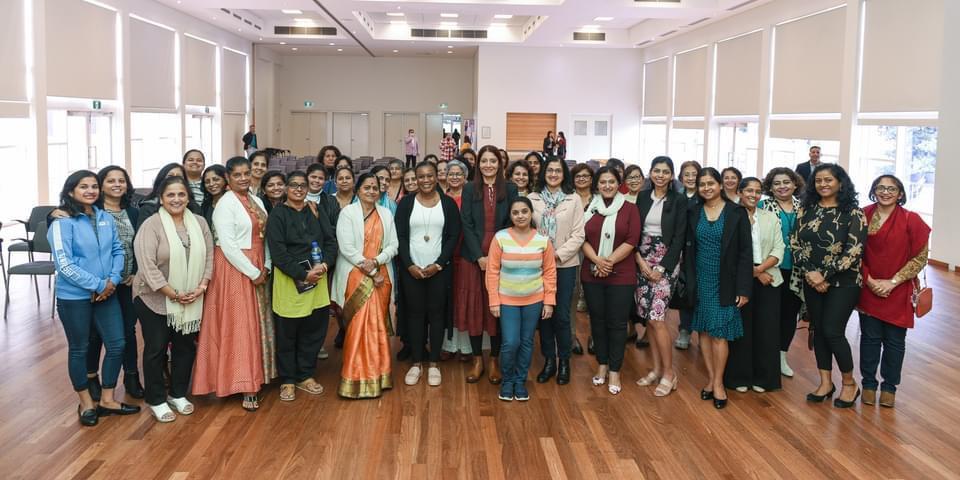 Women's health breakfast talks- AIMA ISWA community education talk on 30th May 2021.
